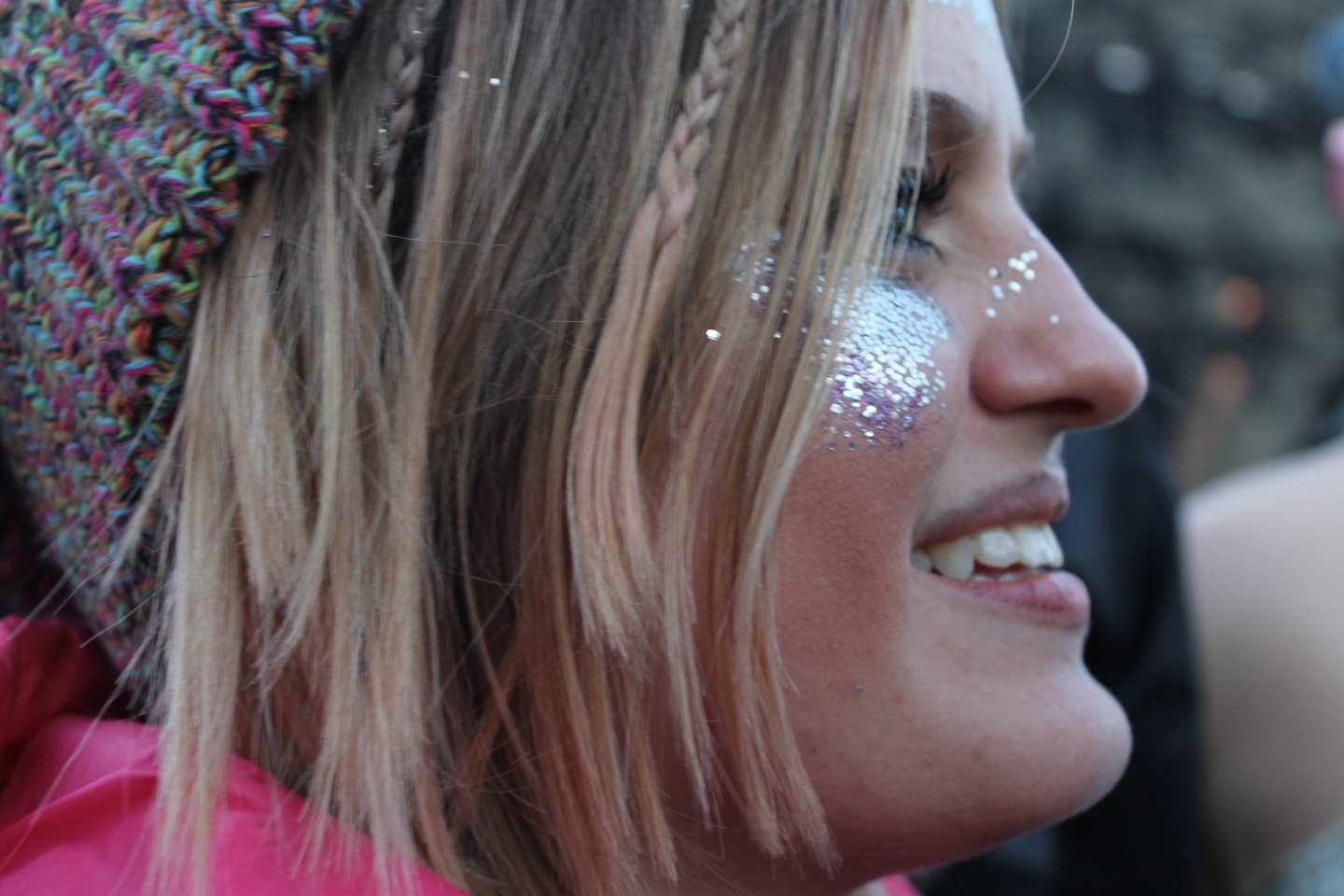 Into The Eco - Festival Fashion - Eco Glitter