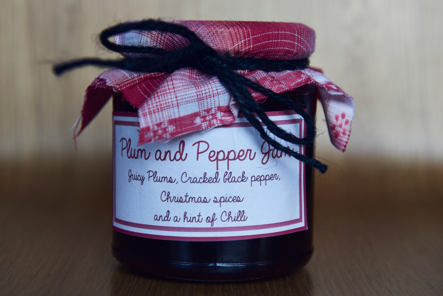 Plum and Pepper Jam Time