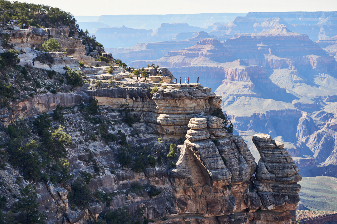 The Grand Canyon - Into The Eco