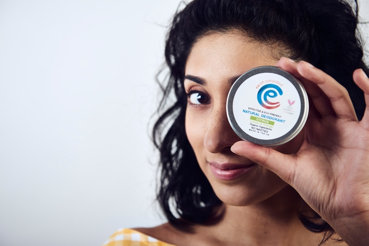 Into The Eco - Acala Online - Natural Beauty - Deodorant