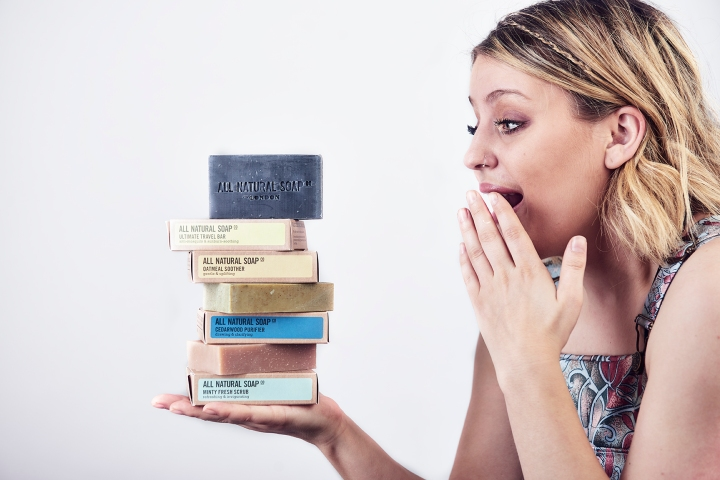 Natural Soap - Into The Eco - Organic - Conscious Consumer